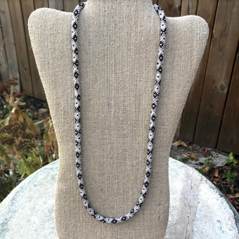 Dark Winter Necklace