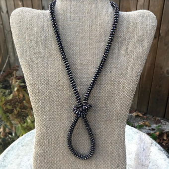 Skinny Jeans Necklace