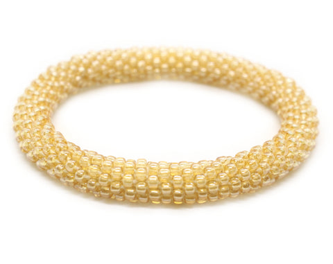 Boudha Bangle in Champagne