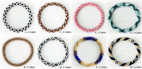 Design Your Own GET TWISTED Bracelet!