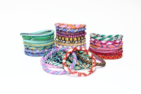 $4 Training Bracelets - Sisters Under One Sky Project!