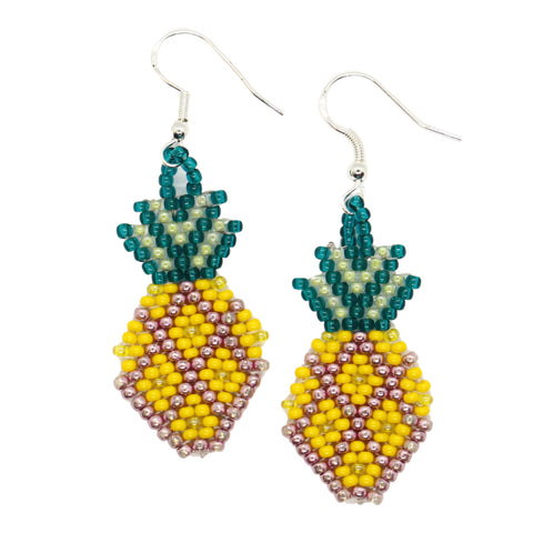 Garden Pagoda Earrings
