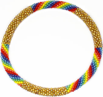 Over the Rainbow Anklet