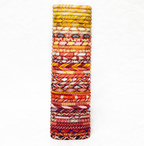 Roll On Bracelet Grab Bag - She's On Fire!
