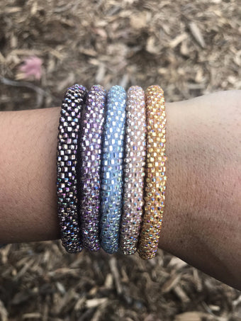Holiday Glam Stack of 5 Solids