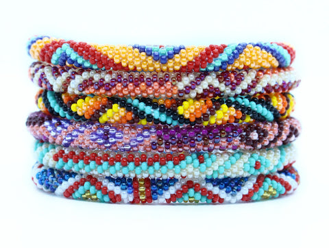 Southwestern Grab Bag - 6 Assorted Bracelets