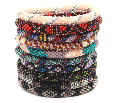Rolling Bracelet Grab Bag - Autumn Vibes!
