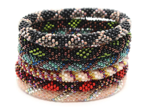 Autumnal Vibes Grab Bag - 6 Assorted Bracelets