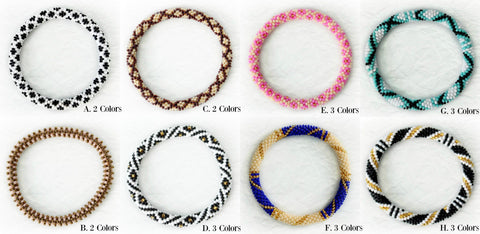 Design Your Own Matching Mommy Daughter Bracelets