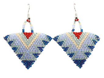 Nevada Triangle Earrings