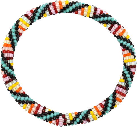 Southwestern Glow: Glow in the Dark Bracelet!