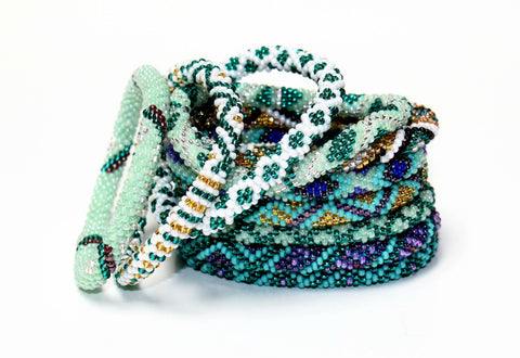 Roll On Bracelet Grab Bag - Tealicious Teals!