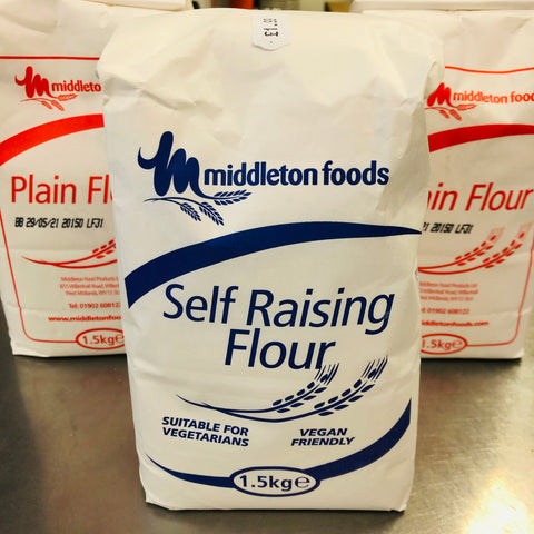FLOUR self raising