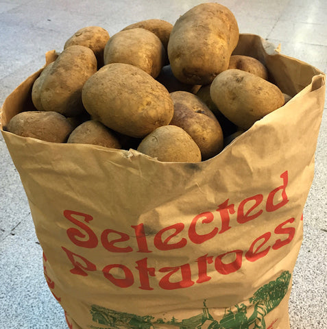 25kg Sack of Potatoes