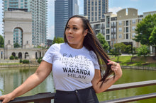 Load image into Gallery viewer, Chic Travel WAKANDA Tee