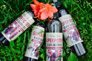 Super Potent Black Castor oil