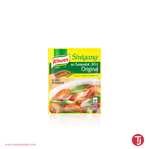 Sinigang sa Sampalok Mix, Knorr Original
