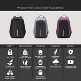New Advanced Anti Theft Backpack
