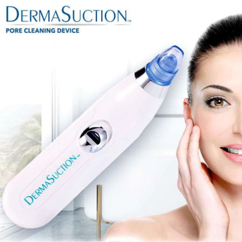 DermaSuction Blackhead Remover Device