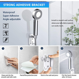 Double Sided Water Shower Multifunctional Faucet