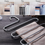 Stainless Multifunctional folding trousers frame