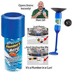 Toilet Bathroom Sink Plumber Hero Kit