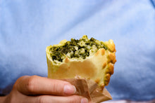Load image into Gallery viewer, Spinach & Cheese Empanadas                            -12 or 24 Pack