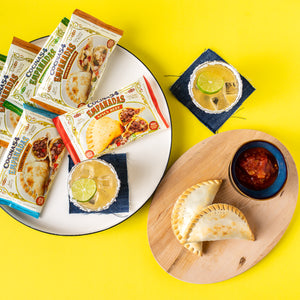 Empanada Sampler - 12 or 20 Pack