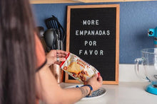 Load image into Gallery viewer, Spicy Beef Empanadas                            - 12 or 24 Pack