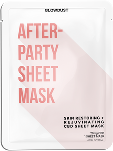 After-Party Sheet Mask