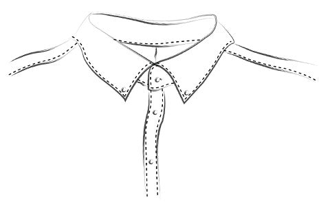 Classic Button Down Collar
