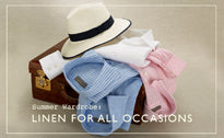 Linen for all occasions - view the collection