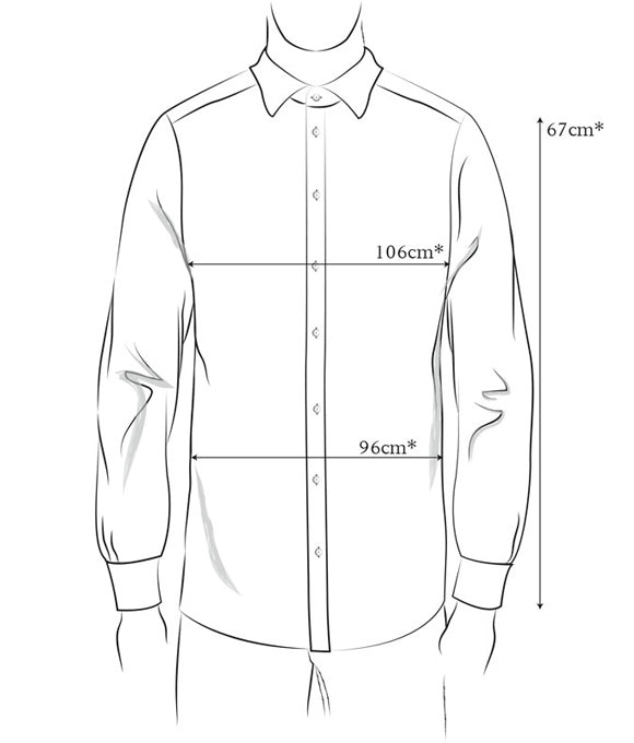 Classic Fit Shirt | Front