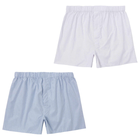 SET OF TWO BOXER SHORTS