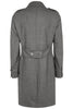 Lincoln Grey Wool Town Coat