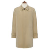 SHERIDAN COTTON-GABARDINE RAINCOAT