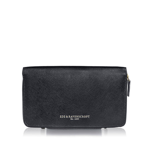 Damon Hard Leather Travel Pochette