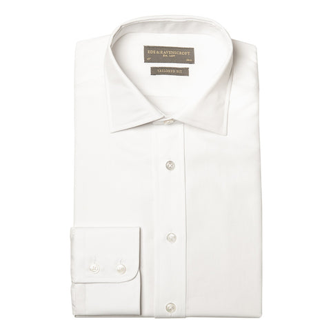 ALEX WHITE OXFORD SHIRT