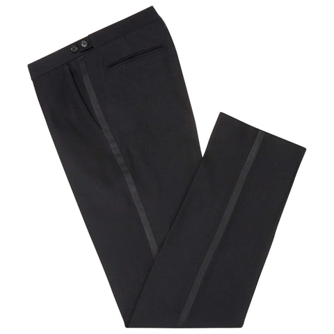 Black Twaine Dress Trousers