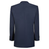 CAMBRIDGE NAVY SHARKSKIN WOOL SUIT
