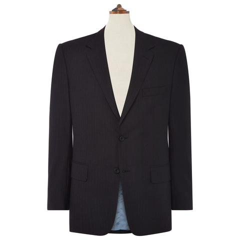 HIGHBURY CHARCOAL HERRINGBONE SUIT