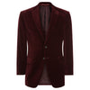 BALDWIN SINGLE BREASTED VELVET JACKET