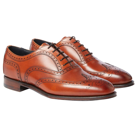 Brown Sawyer Brogue