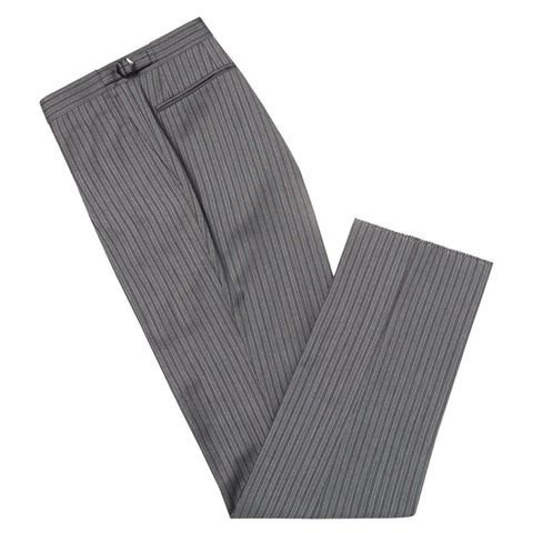 Thorne Grey Stripe Dress Trouser