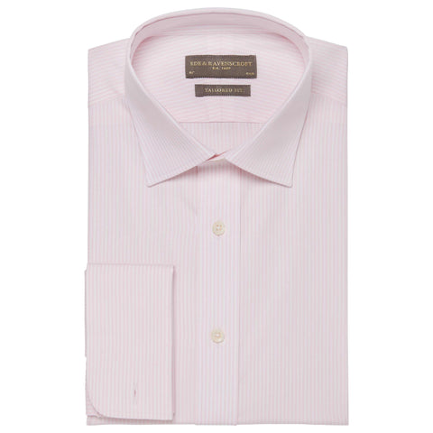 Pink Andrew Stripe Shirt