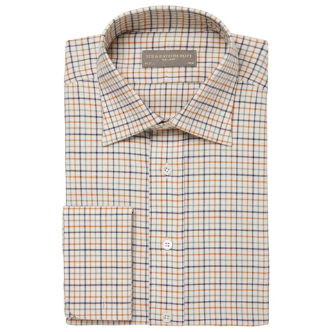 Green Ainsley Check Shirt