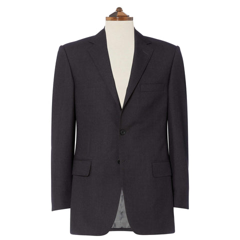 Richmond Charcoal Pick and Pick FF Suit