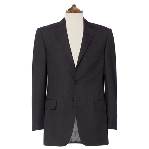 Highbury Slim Fit Charcoal Pick and Pick Suit