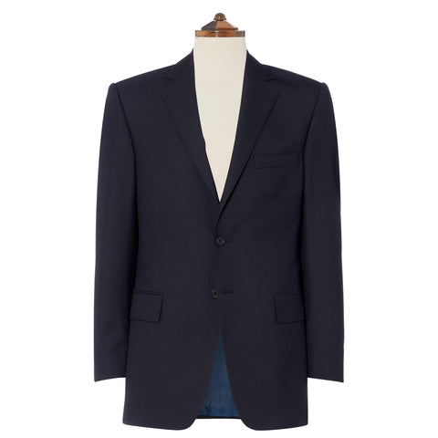 Navy Richmond Pick and Pick Suit