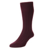 Wine Waddington Socks